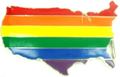 wholesale Belt Buckles Gay Pride sm