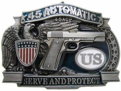 wholesale Belt Buckles Guns sm