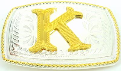 wholesale Belt Buckles Initials sm