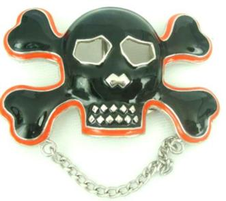 wholesale Belt Buckles Skulls sm